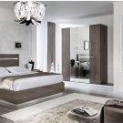 Platinum Legno Queen Size 5pc Bedroom Set by ESF
