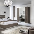 Platinum Legno King Size 5pc Bedroom Set by ESF