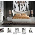 Miami Queen Size 5pc Bedroom Set by ESF