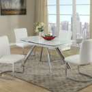 Alina 5 Piece Dining Set  by Chintaly