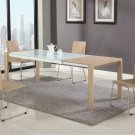 Alicia 5  Piece Dining Set by Chintaly