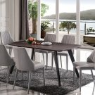 Baur 7pc Modern Dining Set