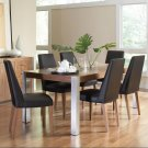 Faccini Rectangular 7pc Dining Set