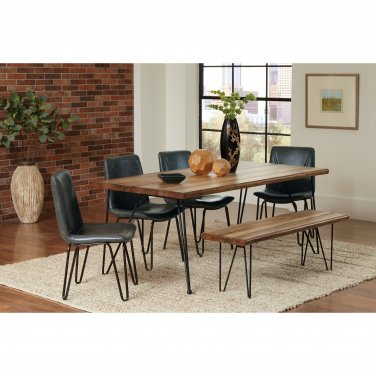 Astor Vintage Style 6pc Dining Set