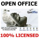 MAC PPC Open Office Suite 2010 CD