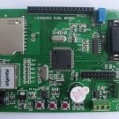 LM3S69XX Evaluation BOARD (LM3S6911 board) Ethernet to serial experiment board