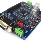 QQ1752 development board (LPC1752), support USB program download!
