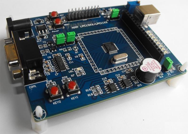 LPC1114 development board (Cortex M0 core)