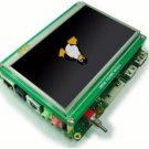 DevKit8000 Package 1 TI OMAP3530 development board + 4.3 inch LCD touch screen
