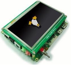 DevKit8000 Package 1 TI OMAP3530 development board + 4.3 inch LCD touch screen