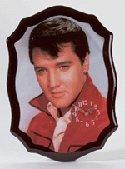 Elvis Clock    # 27488