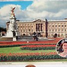Buckingham Palace London Postcard Photo by E. Nagele