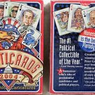 Peter Green '04 Politicards MIB Democrat Playing Cards