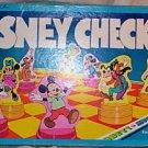Disney Checkers Whitman 1977 Western Publishing Co