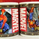 Marvel Spider Man Ceramic Mug Sherwood Brands 2004 MINT
