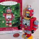 Hallmark Robot Parade Ornament #1 in Series 2000 MIB...10037