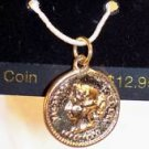 Coin  Charm Forevergold by Santogold MIP...10019