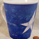 Mary Kay Ceramic Mug Cup Dream Believe Achieve...10056