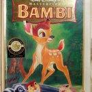 Walt Disney BAMBI Anniversary Ed 1997 VHS New
