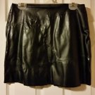 RAVE Polyurethane Retro 90s Skirt Size 7