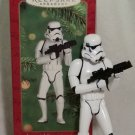Star Wars Imperial Stormtrooper 2000 Hallmark Ornament New
