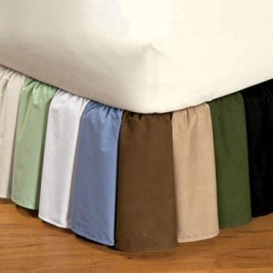 Xl Twin Bed Skirt 16