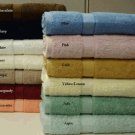 2-Egyptian cotton Bath Sheet 35x70""