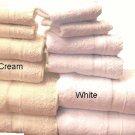 6-PC Luxury Lace Towel Set