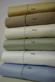 1000 Thread count Egyptian cotton Sheets Solid Queen size