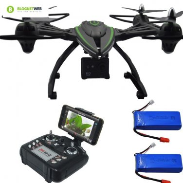 Blomiky 506HG WIFI FPV 12.0MP Full-HD 1080P RC Quadcopter Drone With 170° Wide-