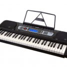 RockJam 54-Key Portable Electronic Keyboard with Interactive LCD Screen  Includ