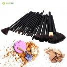 24/32pcs Makeup Brushes Set Professional Soft Cosmetics Eyebrow Shadow Powder