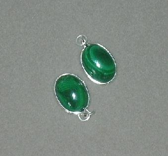 Malachite Baubles