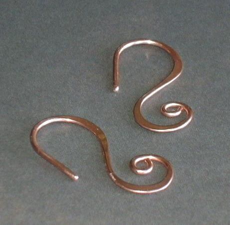 Simple Swirl Copper Heavy Weight
