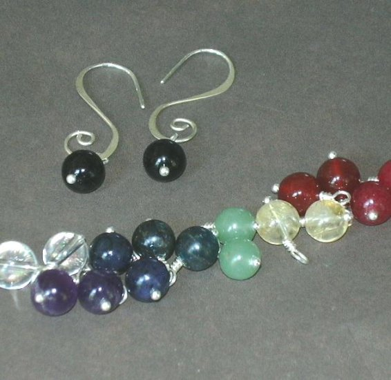 Rainbow Collection in Silver