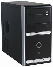 Windows Vista Home System w/ AMD Athlon 64 Dual Core CPU
