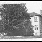 Vintage Photo  Postcard  Public School Dutton Ontario, Canada