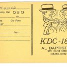 Radio Communication Card KDC 1837