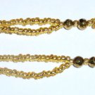 Beaded Bra Straps Gold 5