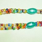 Beaded Bra Straps Multicolor 6