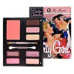 NLA Too Faced Quickie Chronicles PARTY GIRL Pink Palette sealed