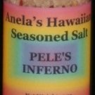 Pele's Inferno Hawaiian Seasoned Salt, 4 oz.