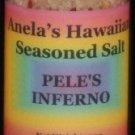 Pele's Inferno Hawaiian Seasoned Salt, 4 oz.