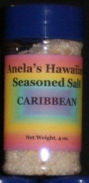 Caribbean Hawaiian Seasoned Salt, 4 oz.