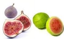 Guava Fig Conditioning Scented Pumice Stone