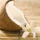 Coconut Vanilla Scented Kona Coffee Exfoliating Face Scrub