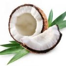 Coconut Scented Kona Coffee Exfoliating Face Scrub