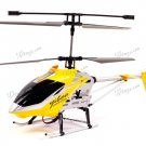 "Yiboo UJ300 3.5 CH 30"" RC Helicopter - Yellow (Large)(UJ300_Y)"