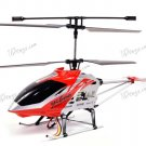 "Yiboo UJ300 3.5 CH 30"" RC Helicopter - Red (Large)(UJ300_R)"