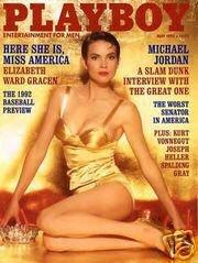 May 1992 Playboy